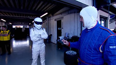 Top Gear S10E09 - Emotionless Stig (halfbyteproductions) Tags: silverstone bbc 24 screencaps 24hourrace topgear thestig jamesmay britcar season10 20071211 airdate20071209 s10e09 teamtopgear