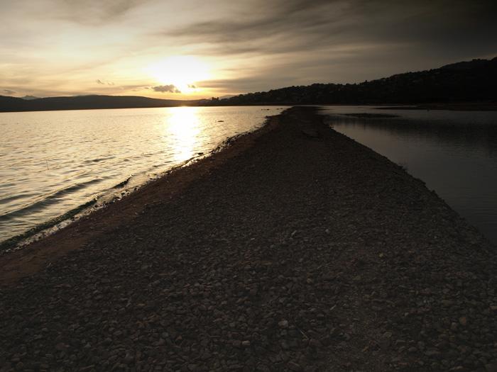 Caminando entre dos aguas
