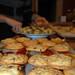 De beaux cookies faits maison!