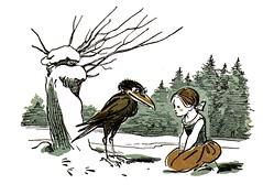 Gerda and Crow