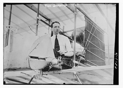 Warbird picture - Tom Sopwith (LOC)