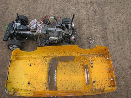 M03 Rear Drive