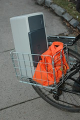E-Waste Recycling by Bike