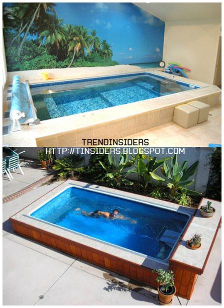 endless pool swimming machine cost