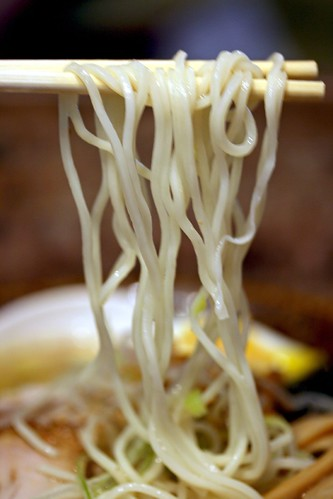 Strands of noods...