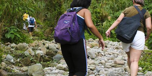 Mt. Pinatubo Hike 11.43