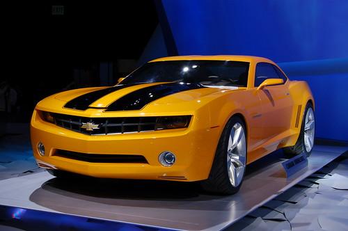image of 2009 chevy camaro
