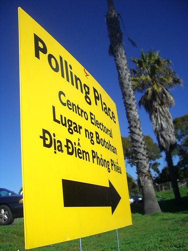 Polling Place, photo 2