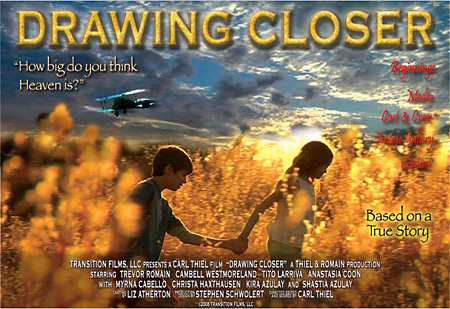 Drawing Closer - How big do you think Heaven is?