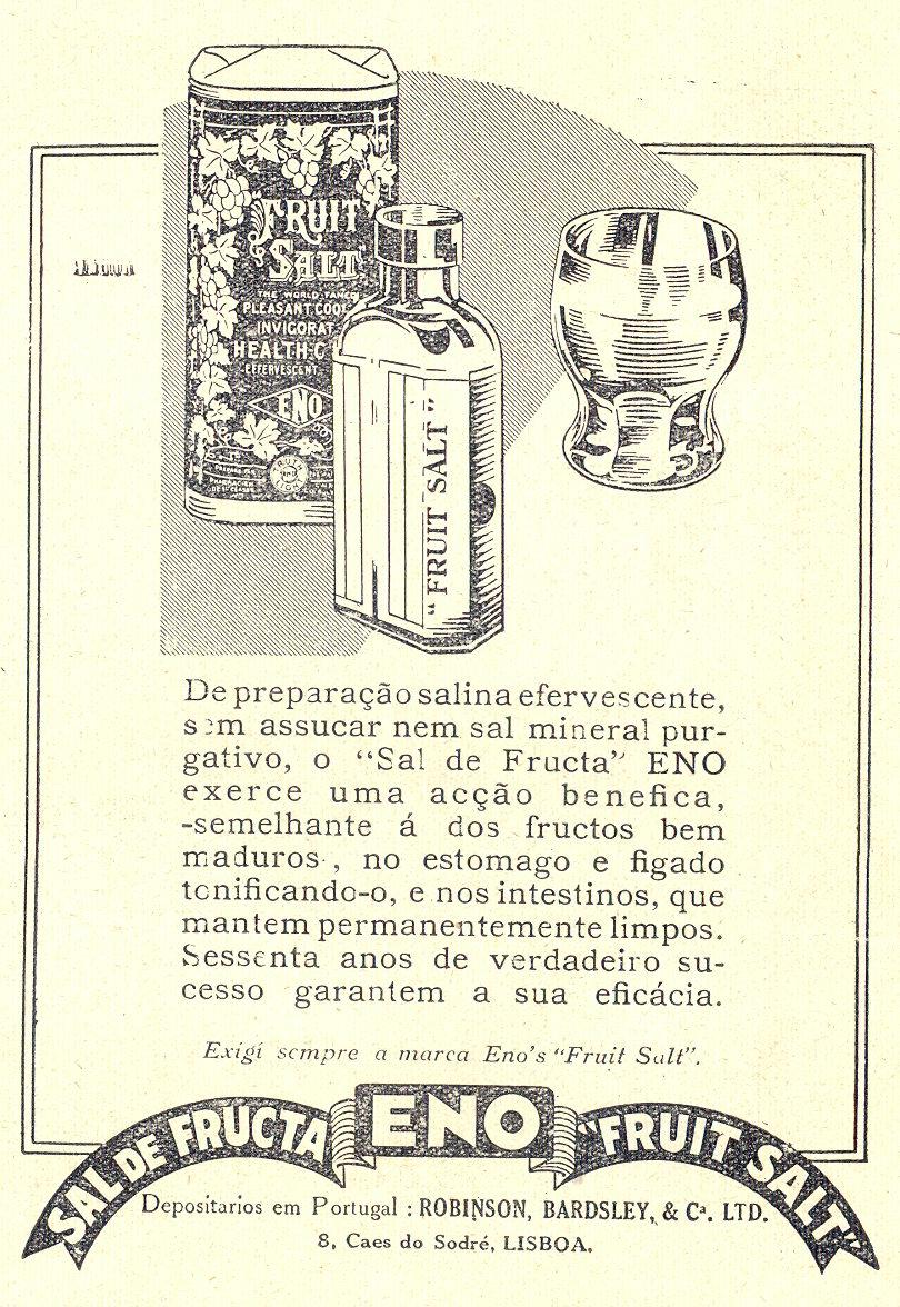 Eno S Tarots Original Rider Waite Tarot: Vintage Ads: Eno's Fruit Salt, 1930