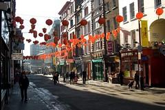 Chinatown Chinese Lanterns