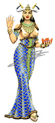 Asherah (zucchero81) Tags: sea israel earth palestine goddess syria fertility sacredtree asherah levantine