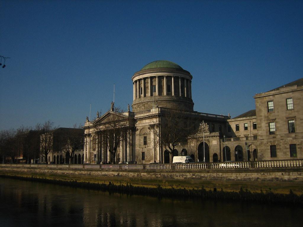 Four Courts Dublin Pictures/Photos