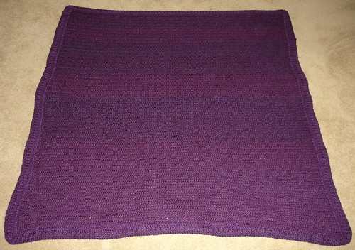 Purple Dream Blanket 05
