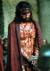 Jésus après la flagellation