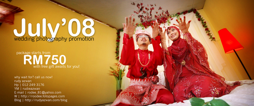 Rudy Azwan Sairan | Jurugambar Kahwin | Wedding Photographer | Fotografi Perkahwinan | Jurufoto Perkahwinan | Jurugambar Kahwin