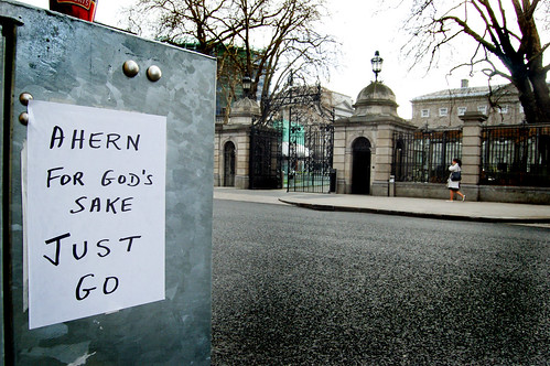 Ahern - For God's sake