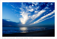 Silver Lining (~* Rae Rae *~) Tags: sky clouds ocean beach water waves sand glass angels merewether newcastle nsw australia seascape blueelementphotography raethrenoworthphotography raethrenoworth blueelement