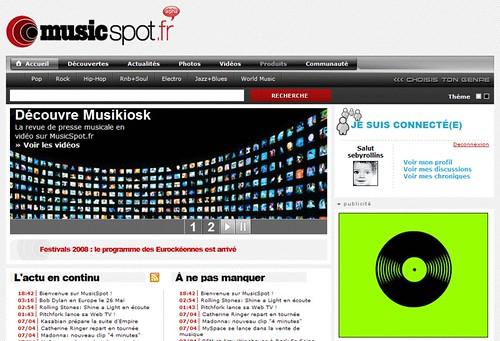 musicspot.fr