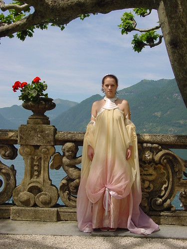 Padme Amidala, Naboo Lake Retreat Dress Source: Star Wars Episode II (Attack