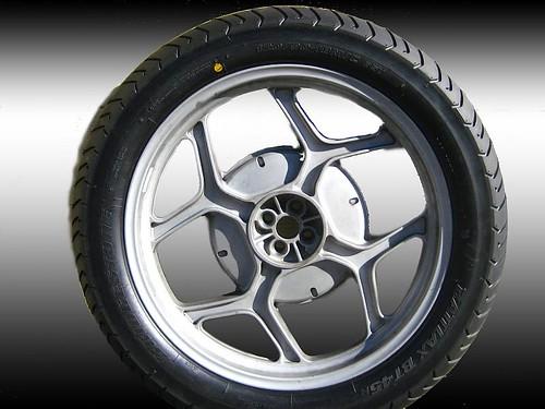 New K75 Tire