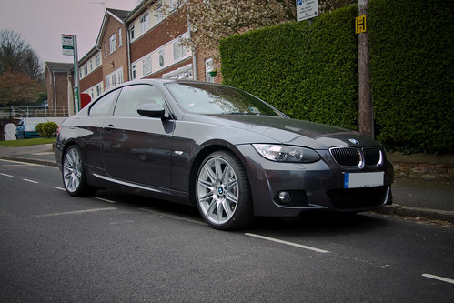 Bmw 330i M Sport Coupe. 2008 BMW 330i M Sport Coupe
