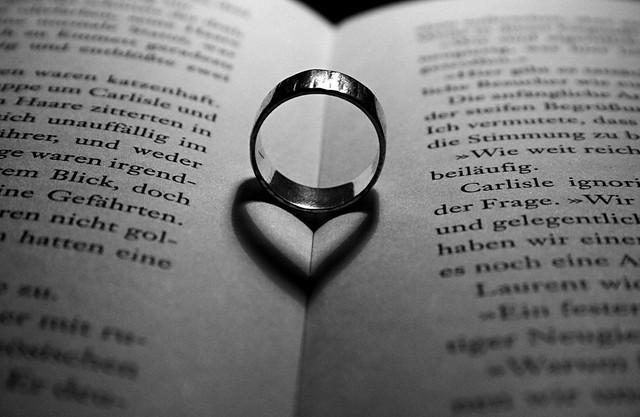 Projekt 52 - Woche 17 - Book Love