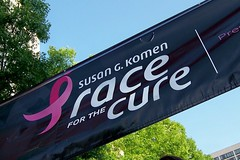 Susan G. Koman Race for the Cure