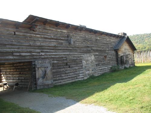 Fort at No. 4