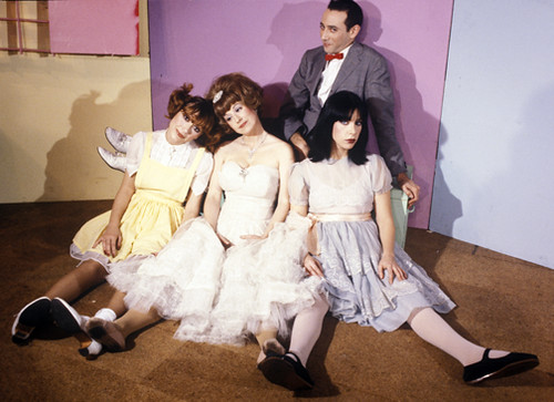 Joan, Miss Yvonne, Susan & Pee Wee by Ronn Spencer