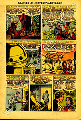 Crossroads of Destiny (page 4) scan from Mystery Tales 40