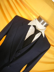 my 1960s wedding suit