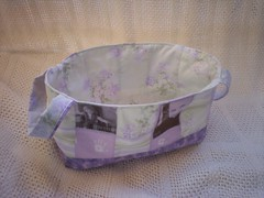 Photo Fabric Basket