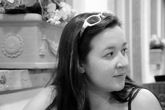 Elisa (Oriana Milani (poco tempo)) Tags: portrait people bw white black nikon bn persone bianco ritratto nero artcafe d80 worldglobalaward globalworldawards