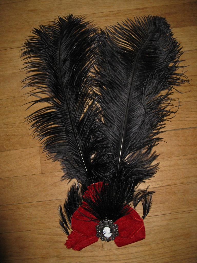 halloween costume - hair piece