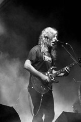 Opeth XVIII (ayseselen) Tags: turkey concert opeth izmir
