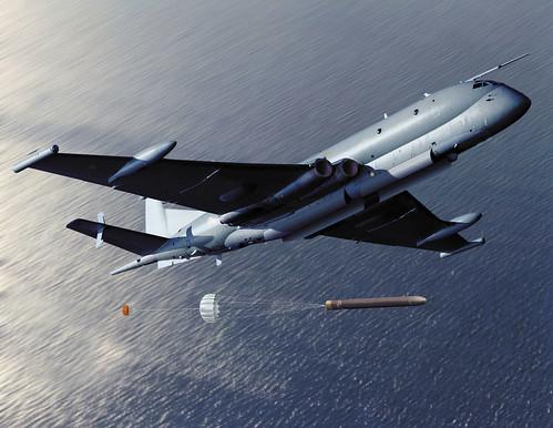 フリー画像| 航空機/飛行機| 軍用機| 対潜哨戒機| BAE ニムロッド| Nimrod MRA4|      フリー素材|