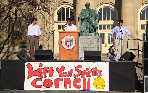 lift your spirits, cornell.