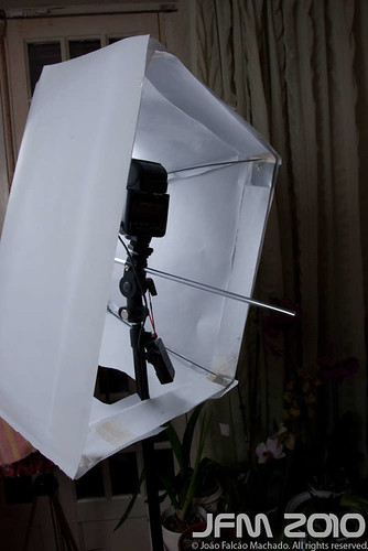 DIY softbox XII
