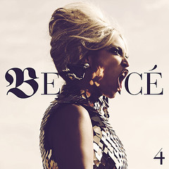 Beyoncé - 4 (Album Cover)(by Jonathan Gardner) - by JonathanLGardner