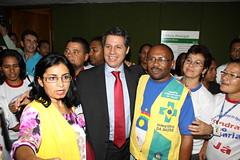 Deputado Paulo Teixeira (PT-SP) com agentes de saúde (PTnaCâmara) Tags: brazil brasil congress national chamber pt nacional camara congresso deputies pauloteixeira