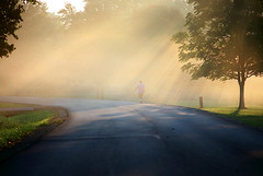 Transcendence (James Jordan) Tags: road morning light mist fog idea golden walk 100v10f journey ideal enlightenment enlightened transcendence 25faves anawesomeshot superbmasterpiece