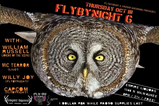 Fly By Night!