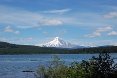 Mt. Hood from Timothy Lake