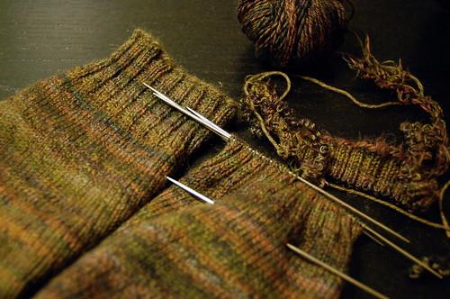 Repairing Socks