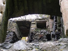View through window (Shug1) Tags: old castle scotland ayrshire colmonell knockdolian