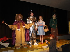 King of the Forest (Len Radin) Tags: its oz wizard massachusetts berkshire thespian northadams berkshirecounty edta