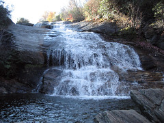 graveyard fields waterfall