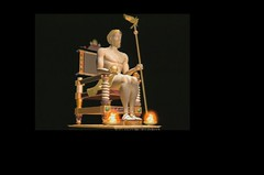Zeus Olympeios (Wonders _) Tags: greece zeus olympia sevenwonders ancientgreece ancientworld classicalantiquity greekculture phidias greekhistory lastatuadizeusadolimpia statueofzeusatolympia sevenwondersancientworld
