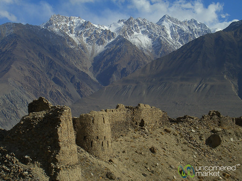 Tajikistan Pamirs - A Beautiful Defense
